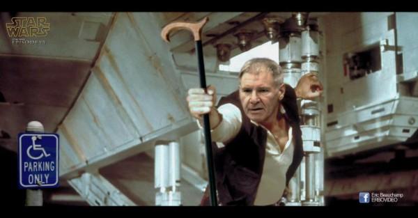 Han Solo OAP